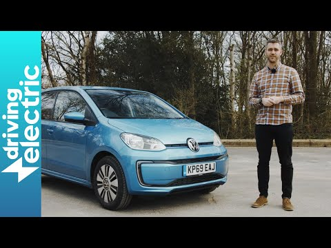 Volkswagen E-up! Review – DrivingElectric