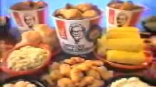 """1987 KFC """"Foghorn Leghorn"""" Commercial"""