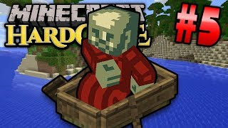Minecraft HC #7! - Part 5 (WE'RE WAYFARERS!)