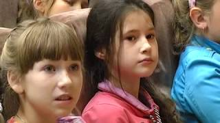 2017-07-11 г. Брест. Детское оздоровление: оздоровительный лагерь «Колос». Новости на Буг-ТВ.