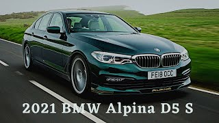 2021 BMW Alpina D5 S  full review
