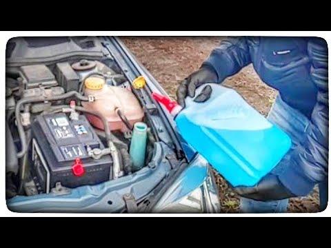 Jak i kiedy wymienić płyn do spryskiwaczy na zimowy? Zrób To Sam