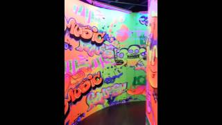 Neon Room at Sign Africa 2013 at the Sandton Confe