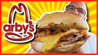 Arby's Smokehouse Turkey Sandwich & Tim Horton's Usa Coffee Review
