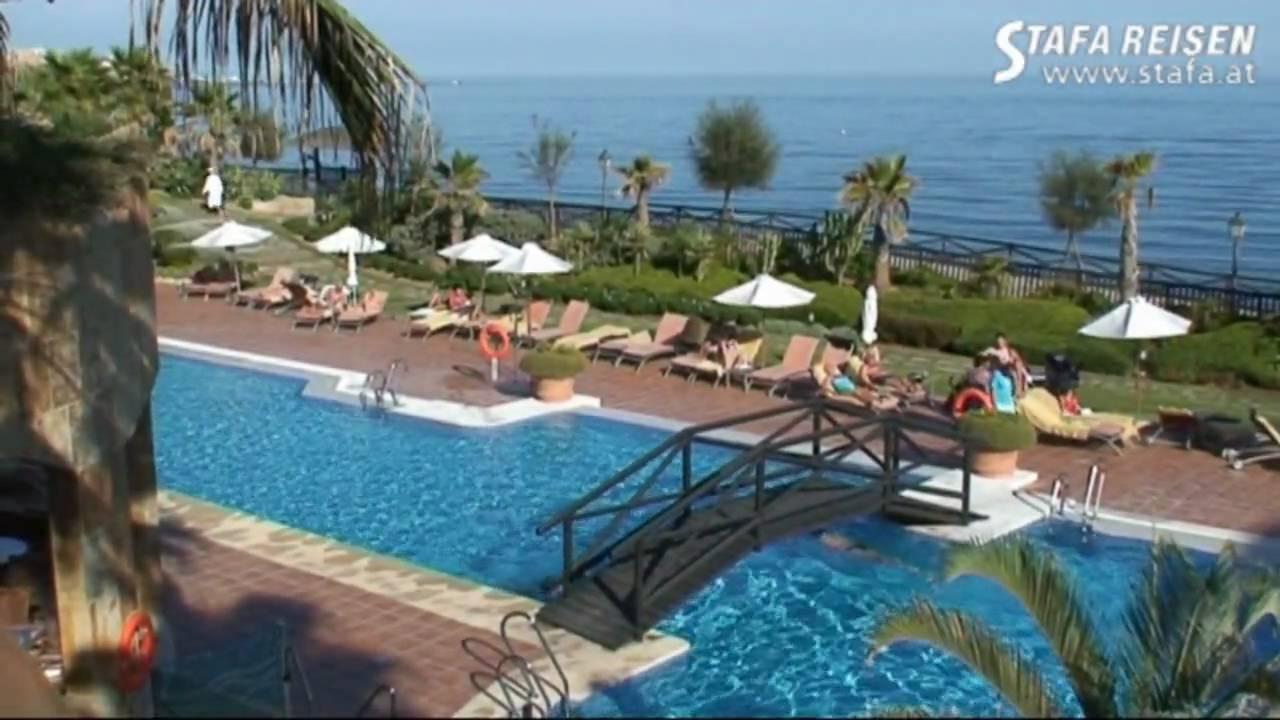STAFA REISEN Hotelvideo: Elba Estepona Thalasso Spa, Costa del Sol