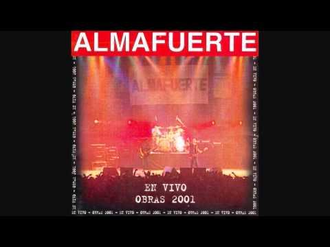 Almafuerte - Los delirios del defacto [Vivo Obras 2001]