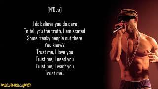 Guru - Trust Me ft. N'Dea Davenport (Lyrics)