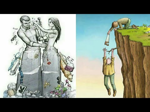 Today's Sad Reality | Harsh Reality Of Our World | Motivational Pictures