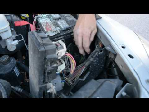 starter repair relay advice 2006 dodge 1500 v6 youtube Cummins Injector Pump Diagram
