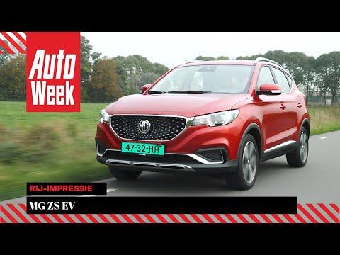 MG ZS EV - AutoWeek Review - English Subtitles
