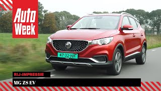 MG ZS EV - AutoWeek Review - E…