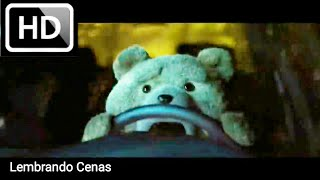 Ted 2 (10/10) Filme/Clip - Ted Dirigindo (2015) HD