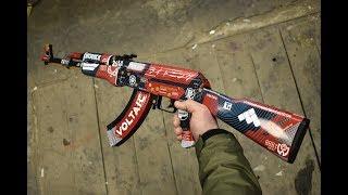 Как сделать АК-47 КРОВАВЫЙ СПОРТ | BLOOD SPORT из CS:GO DIY