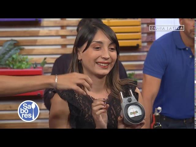 """Participación en """"Sabores"""" de Zona Latina"""
