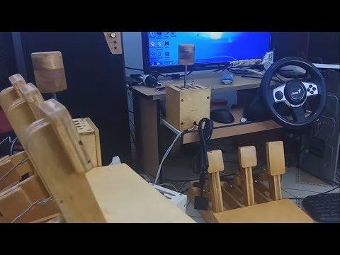 Cara Setting Pedal Dan H-Shifter Untuk Game Simulator (ETS)