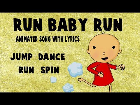 Resultado de imagen de run DANCE jump baby