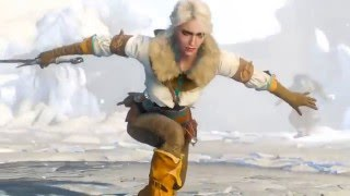 The Witcher 3   Feel Invincible [GMV] - (SPOILERS)