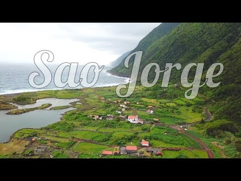 São Jorge.. The Azores, Portugal's Best Kept Secret?  😱