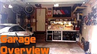 homepage tile video photo for 350Z247 Garage Overview (Episode 1)