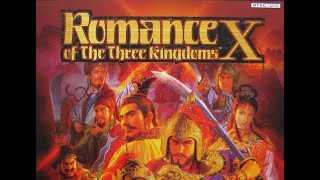 Romance of the Three Kingdoms X - Part 1 [Commentary]