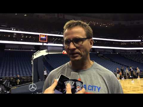 Brooks: Shootaround New Orleans