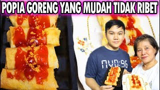 POPIA GORENG CEPAT DAN TIDAK RIBET MASAK JADI MUDAH!!! MP3