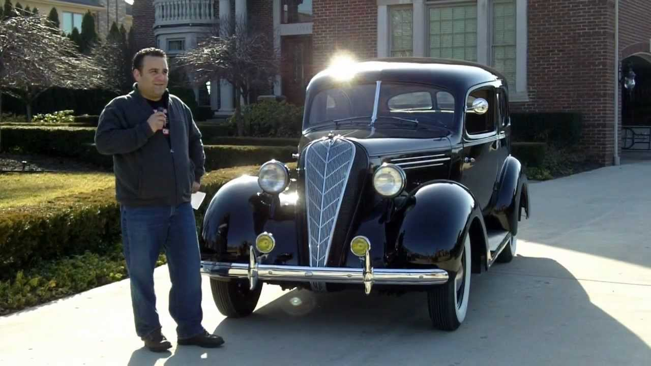 1936 Hudson Terraplane Classic Muscle Car for Sale in MI Vanguard ...