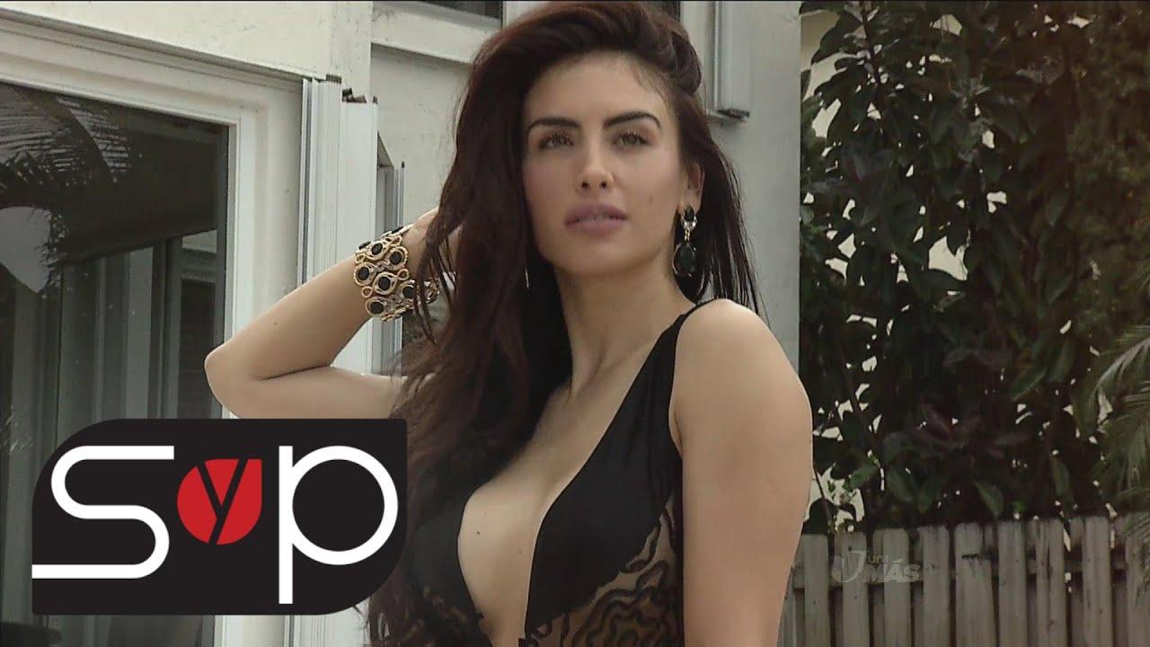 Jessica Cediel Posó Muy Sexy Mira Su Sesión De Fotos