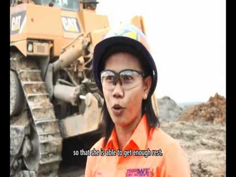 Thiess Indonesia - Satui Coal Mine Project Safety Video (2011)
