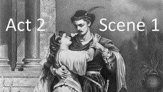 No Fear Shakespeare: Romeo and Juliet Act 2 Scene 1