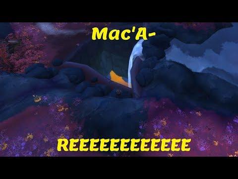 Mac'Aree Death Pit