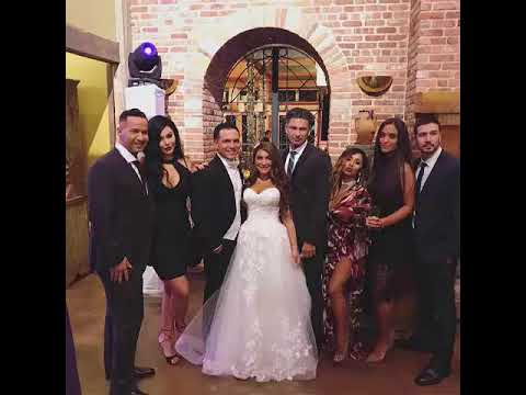 deena nicole cortese wedding