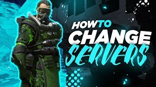 Apex Legends - How to Change Servers to Reduce Ping and Lag | BEST SERVERS AND HOW TO CHANGE THEM!!!