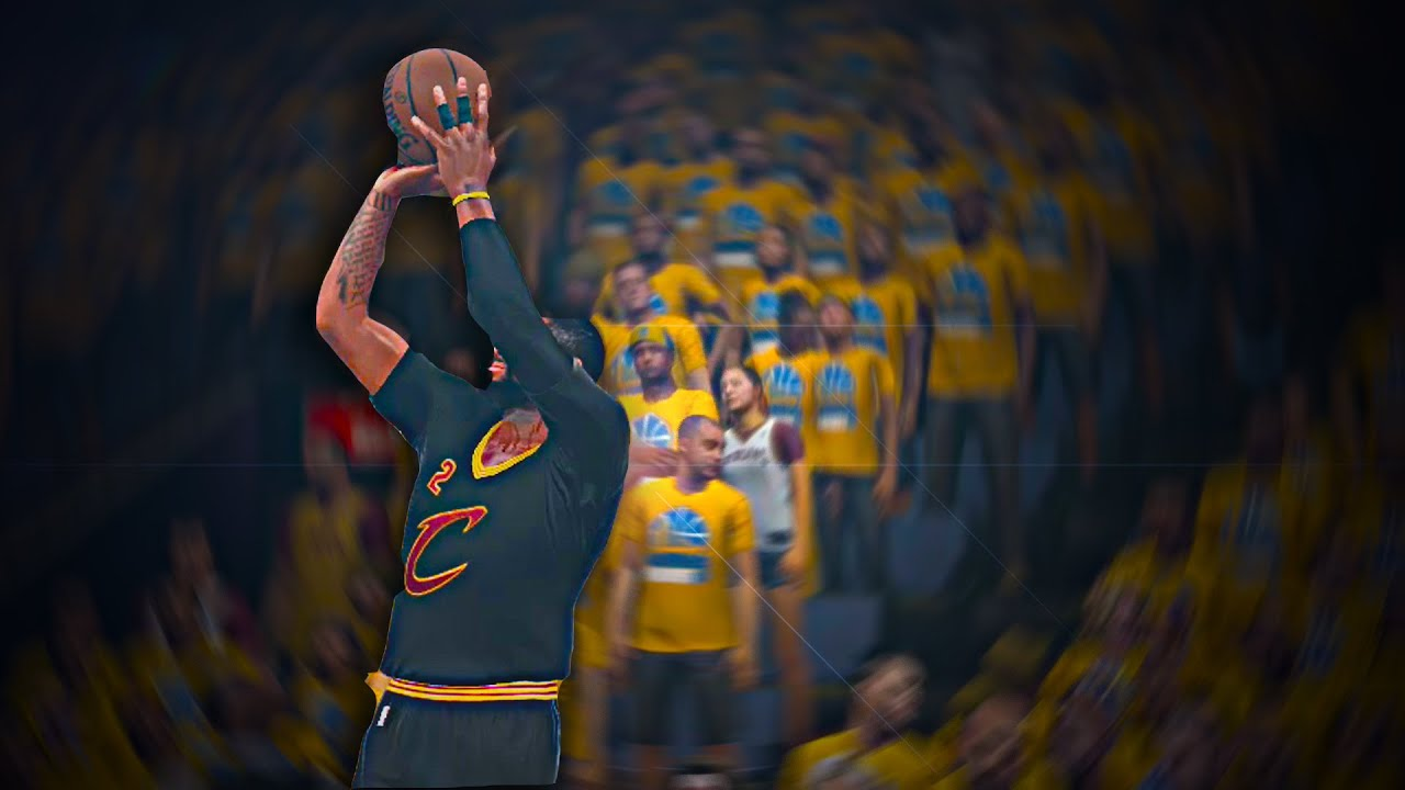 NBA 2K16 - Kyrie Irving Game 7 Dagger - YouTube