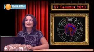 KOVA Burç Yorumu 27 Temmuz 2013 -OĞUZHAN CEYHAN &  DEMET BALTACI - astroloji, astrolog, astrology