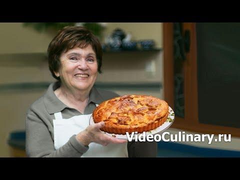 Mедовый пирог с маком - Рецепт Бабушки Эммы