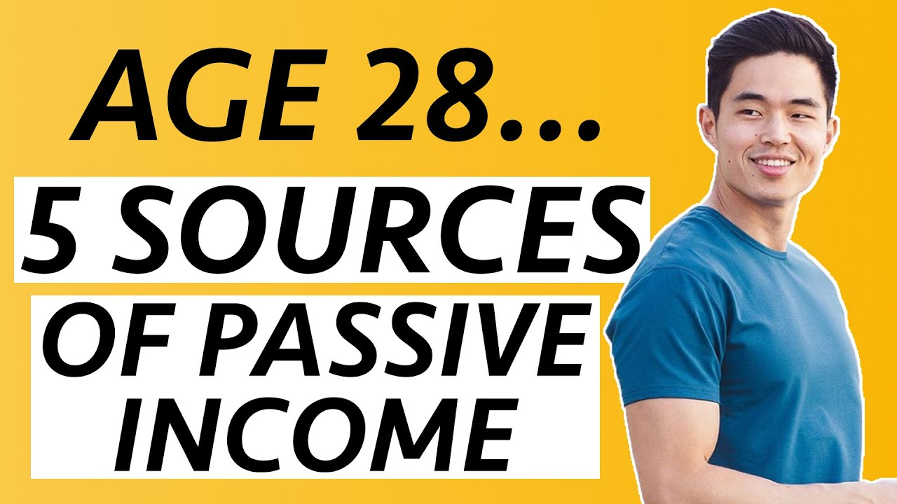 My 5 Sources of Passive Income That Make Me 35000 Per Month