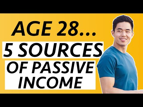 My 5 Sources Of Passive Income That Make Me $35,000 Per Month