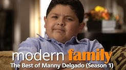 Modern Family - Best Manny Delgado Moments (Season 1)