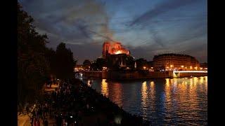 Incendie à Notre-Dame : la cathédrale était en travaux
