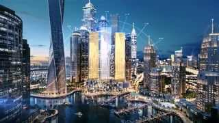 The Residences at Marina Gate by Select Group - Dubai Marina