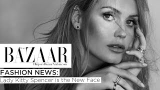 Fashion News: Lady Kitty Spencer is the New Face of Bulgari