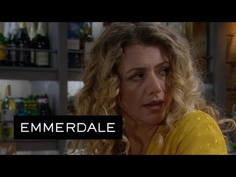 Emmerdale - A Dominant Maya Tells Jacob Off