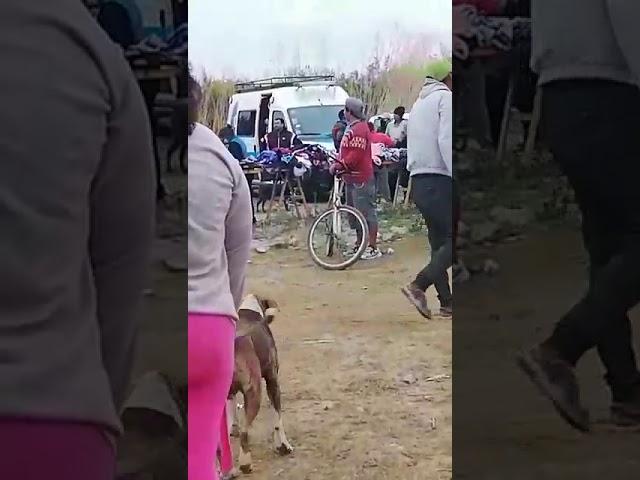 Encontraron a una chica muerta a metros de la feria de Solidaridad