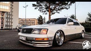 BMW и Merсedes ПЛАКАЛИ когда этот авто появился на рынке! LEXUS LS400