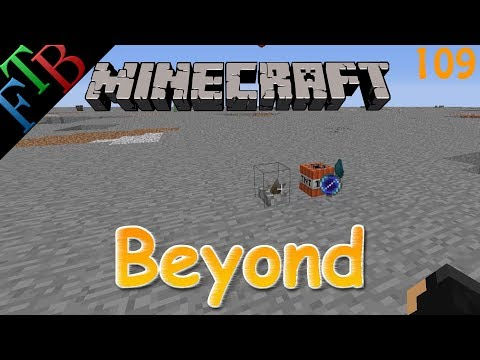 Quantum Entangled Singularity - MINECRAFT 🌳 FTB Beyond #109 [LIVE-LP]