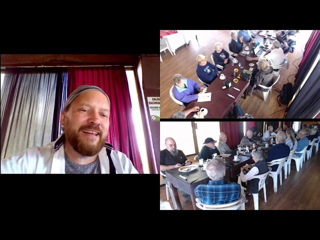 Live YouTube Meeting  #19,