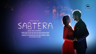 Sab tera | best pre wedding song 2017 | abhay & manpreet | cinestyle india | chandigarh, punjab