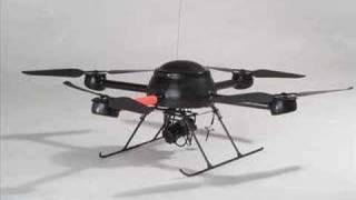 New German UAV -- microdrone