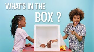 What's in the Box? | Kids React | Episode 1 by #ZouzouniaTV
